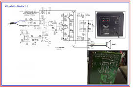 power wizard 2 1wiring diagram power image wiring klipsch promedia 2 1 subwoofer circuit help electronics forums on power wizard 2 1wiring diagram