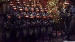 Killzone 3 Christmas Ultra HD Desktop ...