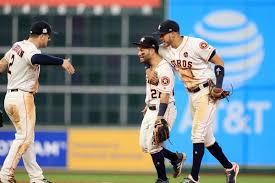 Houston Astros Depth Chart 2019 Al West Preview Houston Astros Position Player