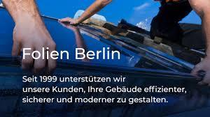 Folien Berlin Der Spezialist Für Folierungen Aller Art