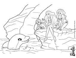 Small Picture barbie mermaid coloring pages Google Search Coloring pages