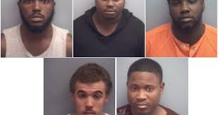 All five suspects arrested after theft of Apple laptops from Beach FedEx  facility