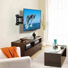 tv wall mount bracket tilt swivel 10 14
