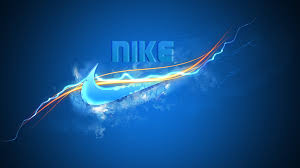 free nike logo cool background