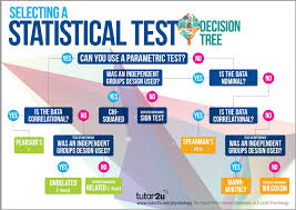 Selecting A Statistical Test Classroom Poster Psychology