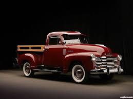 1947-1954 Chevrolet 3100 Stepside Pickup | Vintage Vehicles ...