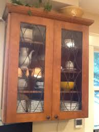 Kitchen Cabinet Wood Choices Wood And Glass Front Cabinet Doors Perfect Choice Glass Front