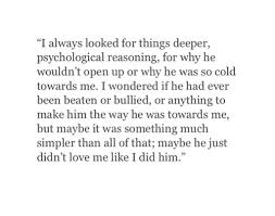 He Loves Me Quotes Amazing Maybe He Just Didn't Love Me Like I Did Him