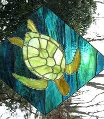 image result for mosaic stained glass patterns ocean stained glass