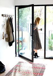beautiful modern glass exterior doors decorating modern timber and glass front doors