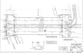 architectural drawings of bridges. The Bridge Shown Above Might Be Celebrating Its 95th Anniversary At Roosevelt Road (formerly 12th Street) Were It Not For World War I. Impressive And Architectural Drawings Of Bridges