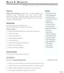 Intern Resume Examples Custom Fashion Internship Resume Sample Dewdrops