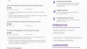 Cool Resume For Google Maps Photos Example Resume Ideas