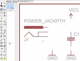 using eagle schematic learn sparkfun com the hard part sometimes is identifying which part on a circuit symbol is actually a pin usually they re recognizable by a thin horizontal
