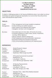 Lpn Resume Sample Wonderful Lpn Resume Objectives Resume Ideas