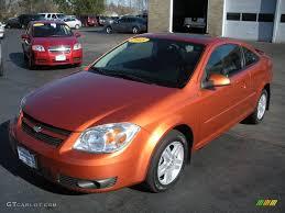 2005 Sunburst Orange Metallic Chevrolet Cobalt LS Coupe #22001378 ...