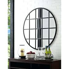 40 inch round mirror inch round mirror black with beveled glass framed mirror 40 x 30