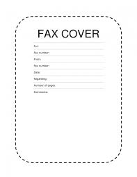 fax cover sheet template word word fax cover letter best cover letter
