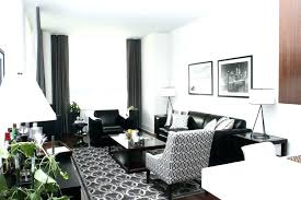 decorating with black leather furniture interesting for living room decoration the best couch sofa ideas interior