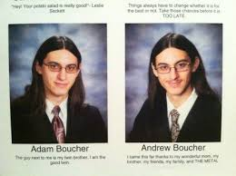 Twin Quotes Stunning 48 Best Twin Quotes From Yearbooks MadTen