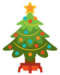 Christmas Tree Clip Art Of Christmas Tree Free Download Images