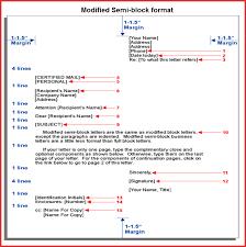 Block Style Format Letter Gallery - Letter Samples Format