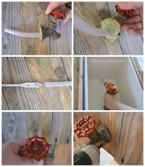 hose bib drainage for melted ice diy wood deck cooler tutorial thehomedepot 3mpartner