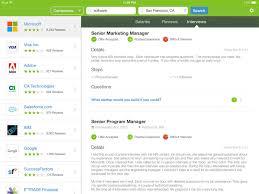 glassdoor job search screenshot 9