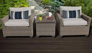 piece outdoor wicker patio furniture