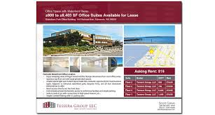 Commercial Flyers Commercial Real Estate Flyer Coastal Flyers
