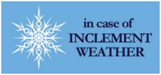 Image result for inclement weather