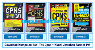Download soal cpns 2019 2020 dan kunci jawaban pdf 1. Download Kumpulan Soal Cpns 2019 Kunci Jawaban Format Pdf Lengkap Dengan Simulasi Online Kampus Pendidikan