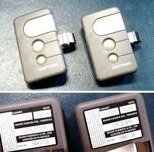 how to reset garage door programming craftsman garage door remotes how reset garage door remote elegant