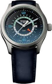 Купить Мужские швейцарские наручные <b>часы Traser</b> TR_107035 ...