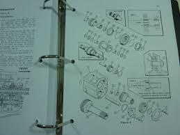 case ck tractor loader backhoe service manual repair shop book case 480ck tractor loader backhoe service manual