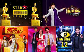 Trp Chart Of This Week Barc Trp Ratings Week 1 2019 Star Screen Awards 2019 Tops
