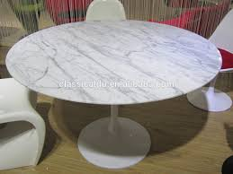 round white marble top dining tablestone top dining white carrara marble table tops