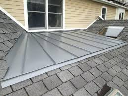 installing metal roof over shingles how to install a asphalt with tin existing v62