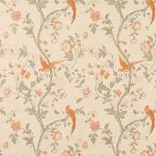 Pretty Wallpaper For Bedrooms Laura Ashley Summer Palace Terracotta Wallpaper Suddenly