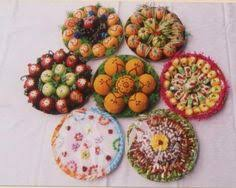 Decorated Fruit Trays Indian Engagement Trayz IndianWeddingmy wedding Tray decor 64
