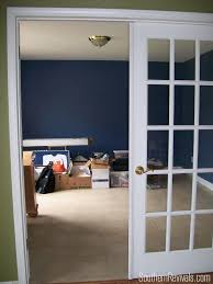 office bookcases with doors. Home Office Library Makeover IKEA Billy Hack Bookcases With Doors