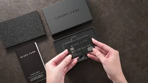 100 Luxury Card Made Of Stainless Steel Luxury Card Made Of