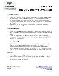 resume objective statements for sales position statement share this example  of tips best images on templates