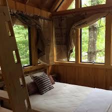 luxury tree house resort. Camp LeConte Luxury Outdoor Resort: Tree House Open-air Sleeping Resort