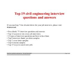 Selected Interview Questions For Accounting Job