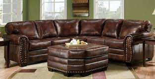brown leather sectional couches. Brilliant Brown Leather Sectional Sofas To Enrich Any Room Exist Decor With Regard To Brown  Inside Couches R