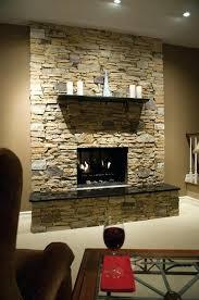 brick facade fireplace awesome fireplace ergonomic putting stone veneer over brick fireplace