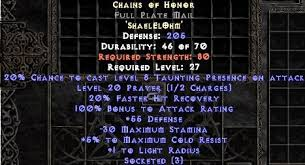 beast runeword sanctuary in chaos runewords