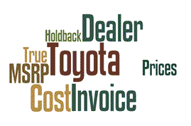 find invoice price 2019 toyota prices msrp invoice price dealer cost