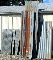 corrugated tin reclaimed metal roofing a used tin roofing for antique reclaimed corrugated tin